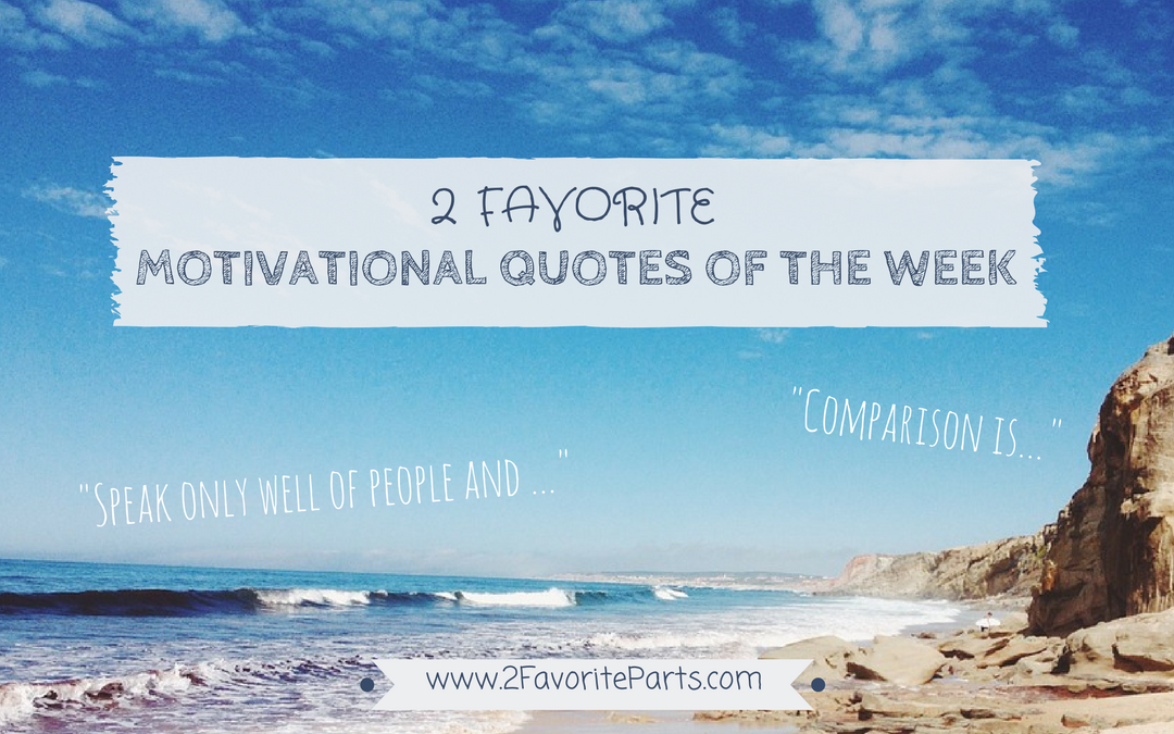 2FP Motivational Quotes Of The Week