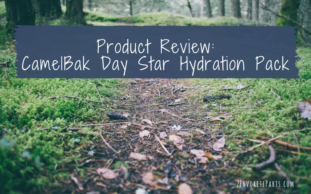 Go-To Backpack for Day Trips: CamelBak Day Star