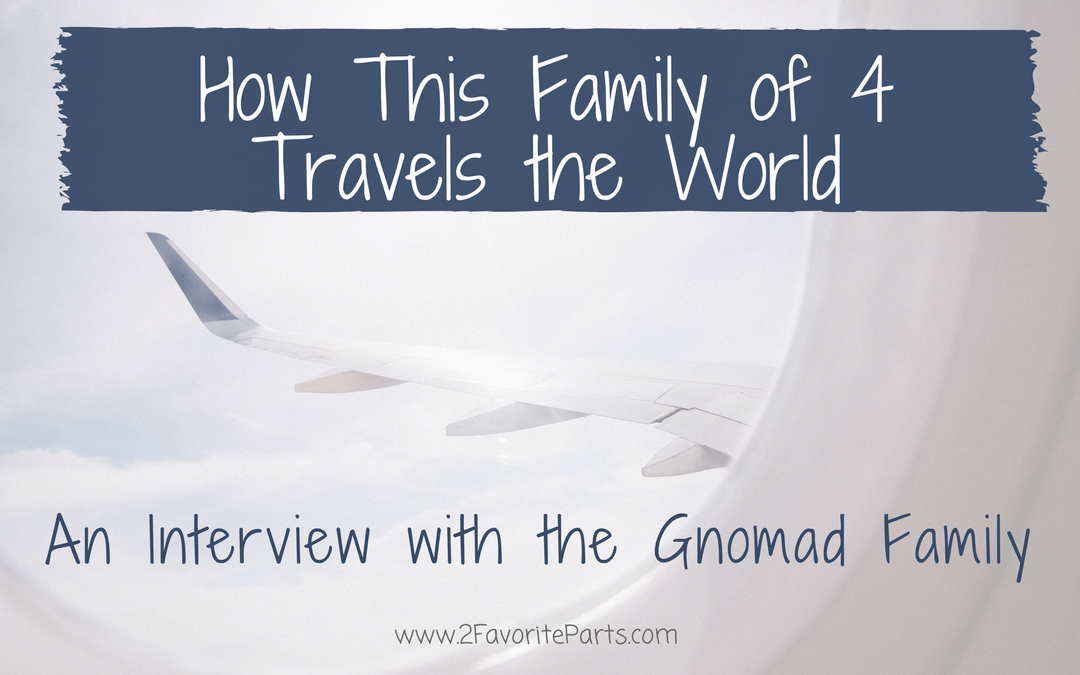 Interview With a Nomad Family