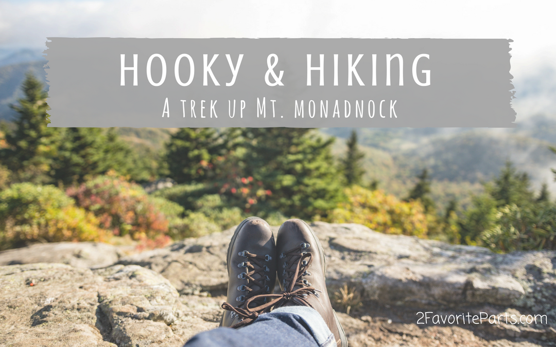 Playing Hooky and Taking a Hike: Mt. Monadnock
