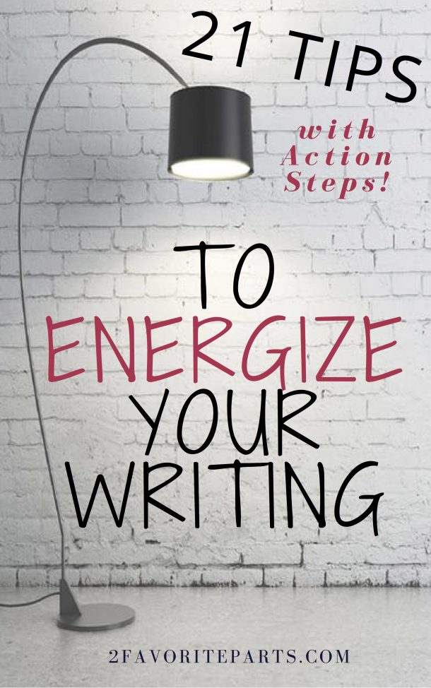 21 Writing Tips ebook